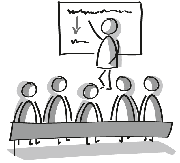 Supervision Coaching Training bei Hochschuldidaktik